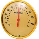 クレセル 湿度計 壁掛け用 BP-105
