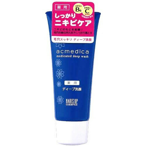 アクメディカ 薬用 ディープ洗顔DX 100g