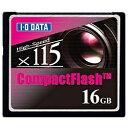 I・O DATA CF115-16G