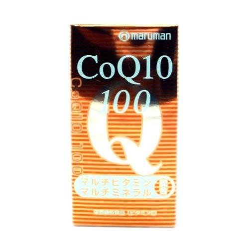 COQ10&マルチビタミン