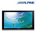 ALPINE/アルパイン 10.2型リアモニター ヘッドレスト取り付けアームパック PKG-M1000Sの画像