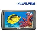 ALPINE/アルパイン 9型LED液晶WVGAハイブライトモニターアームパッケージ PKG-M900Cの画像