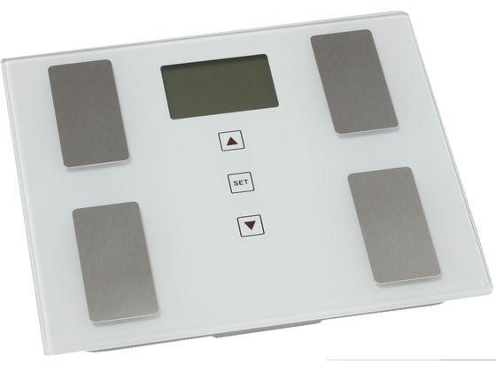 アイリスオーヤマ 体組成計 白 IMA-001