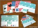 コミカランド ポリランチョンマット&コースター5柄(ひつじ・白くま・ヤギ・ネコ・ゾウ)セットの画像