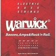 WARWICK RED Label Stainless Steel 5弦セット Medium 45-135 ベース弦