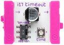 littleBits リトルビッツ BITS MODULES TIMEOUT タイムアウト