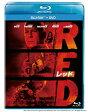 RED/レッド ブルーレイ+DVDセット/Blu-ray Disc/VWBS-1235