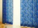 【ディズニーカーテン】 トイストーリー[ バズ・スペース・ステーション ]100cm×110cm(2枚組)の画像