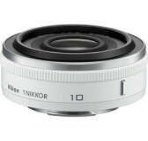 Nikon 1 NIKKOR 10F2.8 ホワイト