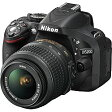 Nikon D5200 D5200 18-55VR レンズキット BLACK