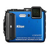 Nikon COOLPIX AllWeather COOLPIX AW130 BULE