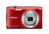 Nikon COOLPIX Style COOLPIX S2900 RED