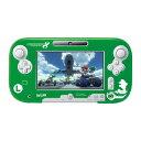 マリオカート8プロテクトケース for Wii U Game Pad ルイージ ホリ