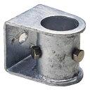 日本アンテナ マスト壁面取付金具 40A 底用 SP-502