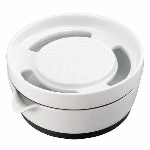 KitchenTool 磁器製ダイコンおろし