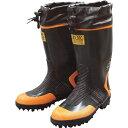 スパイク付長靴 スパイクジョイ#2 3Lサイズ(27.0〜28.0cm) ダークグリーン ハードワークに耐える!ジョルディック防滑タイプ。