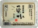 ヤマキ 国産有機JAS 絹寄せ豆腐 300gの画像
