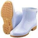 アキレス 長靴 タフテックホワイト75 24.5cm SNG3605