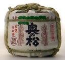奥の松 金紋 豆樽 300mlの画像