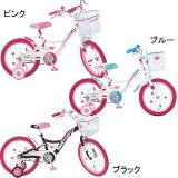 タマコシ16型 子供用自転車 HARDCANDY 16 ピンク/シングルシフト ハードキャンディ16
