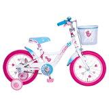 タマコシ16型 幼児用自転車 ハードキャンディキッズ16 ブルー/シングルシフト ハードキャンディ16