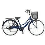 タマコシ 26型 子供用自転車 ステーブルファースト266HD ブルー/6段変速