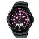 Q&Q メンズ腕時計 MD06-325