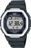 シチズンCBM 腕時計 Q&Q SOLARMATE ソーラーメイト デジタル ソーラー電波 MHS3-101 メンズ
