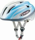 オージーケーカブト/OGK KABUTO こども用ヘルメット J-CULES2 54〜56cm パールホワイトブルー