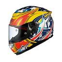 OGK KABUTO オージーケーカブト フルフェイスヘルメット RT-33 ACTIVE STAR アールティ・サンサン アクティブスター ヘルメット サイズ:L