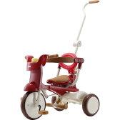 三輪車 iimo tricycle 02 Eternity Red(イイモ トライシクル 02 エタニティーレッド)
