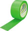 ダイヤテックス   パイオラン養生テープ ピロ 緑 50mm×25mの画像