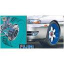 フジミ模型 1/24 タイヤ&ホイールシリーズ T&W1 スパルコ ブルーリムの画像