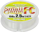 サンライン  ソルトウォータースペシャル スモールゲーム FC  150m  3.5lb