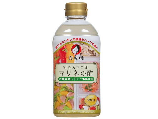 マリネの酢 500mlPET
