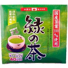 あさみや 国産緑の茶TB 箱 2g×40P