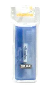 池本ビタミンハブラシハミガキセットVM451 BL