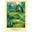 木のジグソー 魔女の宅急便 花咲く庭-オキノ亭 208ピース 208-W206 エンスカイ
