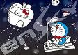 ジグソーパズル ドラえもん×ハローキティ 宇宙旅行 108ピース 108-703 エンスカイ