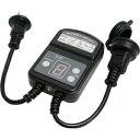 防雨型光センサースイッチ タイマー付き 700W 04-8006 S-OCDSTM7A