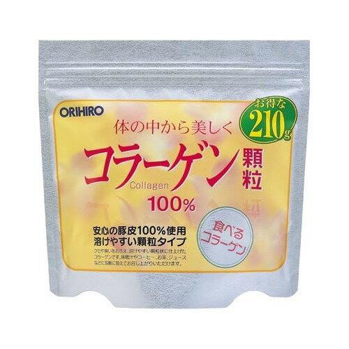 オリヒロ オリヒロ コラーゲン100%顆粒 210g