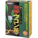 オリヒロ 発酵ウコン茶 3g×30包