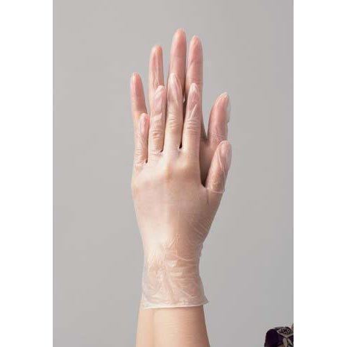 共和 ミリオン プラスチック手袋 粉付 No.100 S