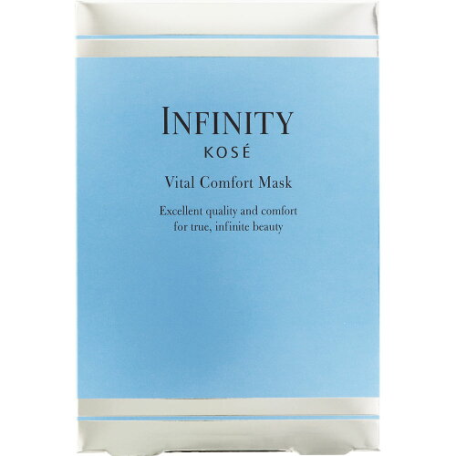 コーセー INFINITY インフィニティ バイタルコンフォート マスク 6枚入り
