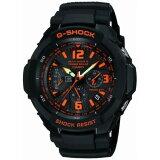 カシオ 腕時計 G-SHOCK スカイコックピット ソーラー 電波時計 MULTI BAND 6 メンズ GW-3000B-1AJF