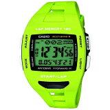 カシオ 腕時計 PHYS グリーン STW-1000-3JF