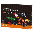nanoblock ナノブロック スタンダードカラーセット カワダ NB23スタンダードカラー