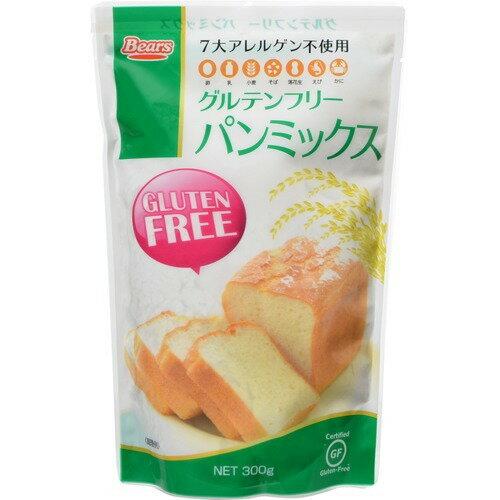 熊本製粉 グルテンフリー パンミックス 300g