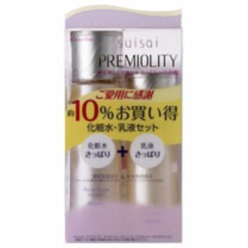 suisai P化粧水+乳液セット 1