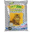 猫砂 スーパーDC 200 ダブルタイプ 8L